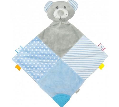 "baby mix stk-19421 bb jucarie de plus ""ursulet"" albastru"