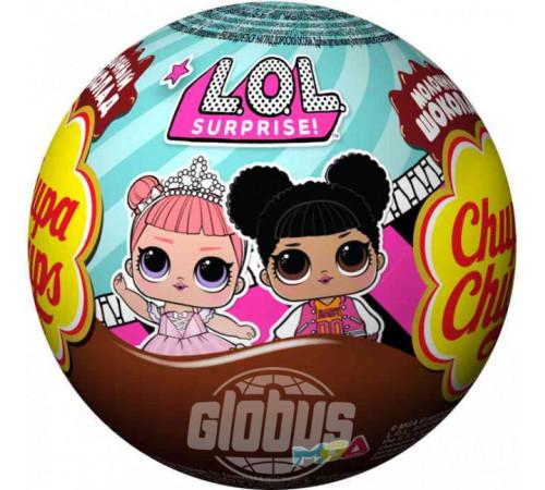 Детское питание в Молдове chupa chups Шоколадный шар с игрушкой (20 гр.) в асс.