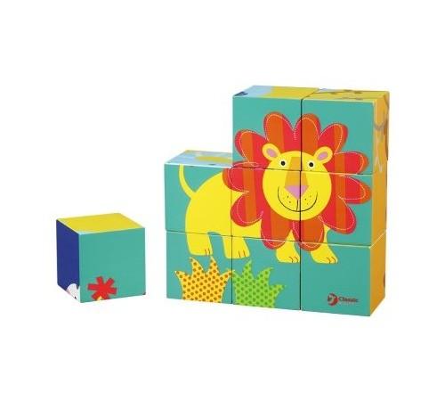 """classic world 3545 cuburi de lemn """"animale"""""""