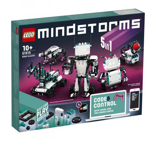 """lego mindstorms 51515 Конструктор """"Робот-изобретатель"""" (949 дет.)"""