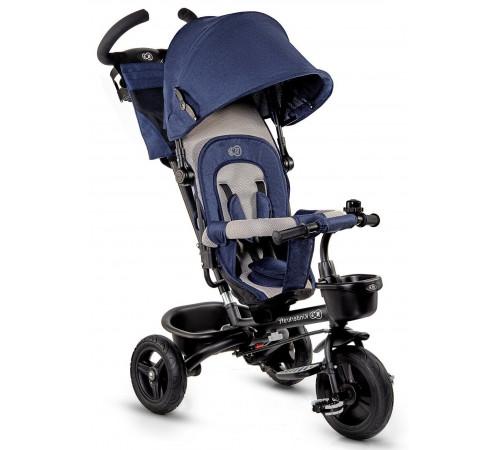 kinderkraft Трицикл aveo синий