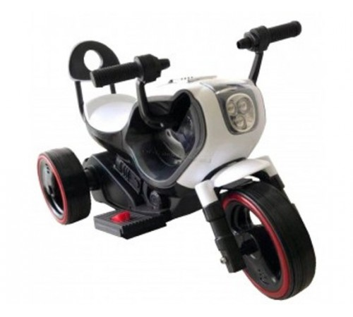 baby mix skc-sw-118 imperial motocicletă electrica alb