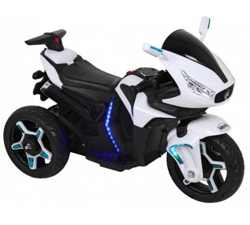 baby mix ur-bej6688 Мотоцикл на аккумуляторе белый