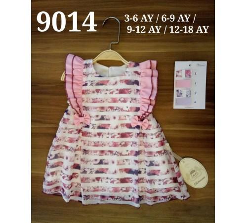 Одежда для малышей в Молдове bebemania 9014 Платье розовое