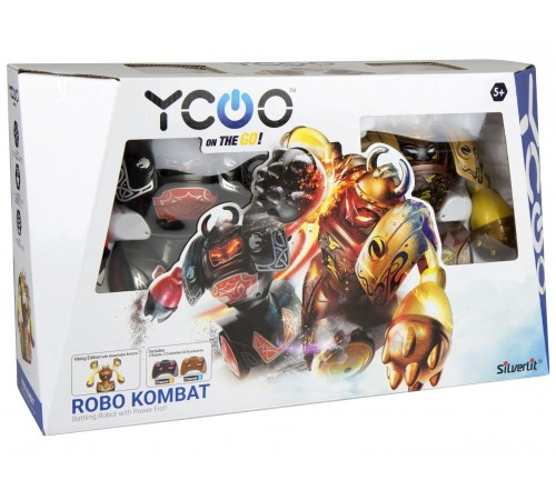 "silverlit 88059 Боевые роботы ""robo combat viking"""