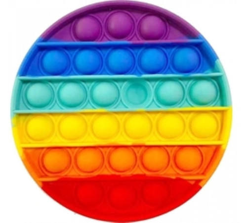 "Jucării pentru Copii - Magazin Online de Jucării ieftine in Chisinau Baby-Boom in Moldova op jucărie antistres pop-it8 ""cerc"""