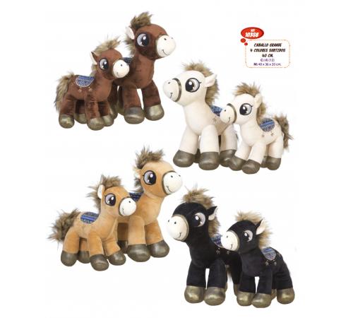 Детскиймагазин в Кишиневе в Молдове artesania beatriz 10358 Мягкая игрушка Лошадка 40 см