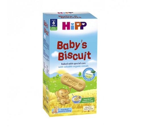 Детское питание в Молдове hipp 3551 Первое детское печенье 150г