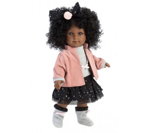llorens Кукла Зури африканка 53526 (35 см.)