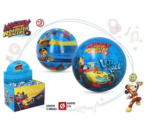"Jucării pentru Copii - Magazin Online de Jucării ieftine in Chisinau Baby-Boom in Moldova color baby 48284  minge ""mickey"" (9 cm.) in sort."