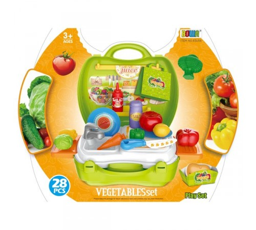 op ДЕ05.206 Набор продуктов в чемодане