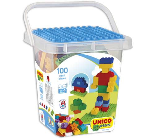 Детскиймагазин в Кишиневе в Молдове androni 8510-0000 Конструктор unicoplus (100 дет.)