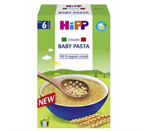 Детское питание в Молдове hipp 3992 Детские макароны с 6 месяцев Хипп 320г