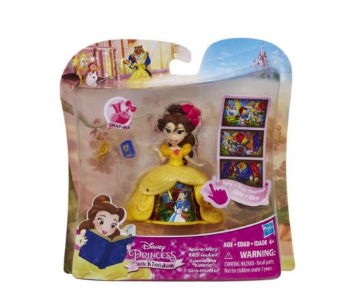 Детскиймагазин в Кишиневе в Молдове disney princess b8962 Маленькая принцесса в платье с волшебной юбкой в ассортименте