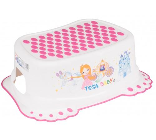 """tega baby suport pentru picioare """"princess"""" lp-006-103 alb"""