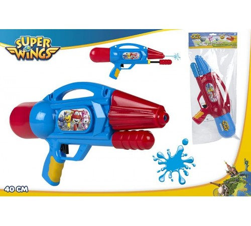 color baby 77050 pistol de apa - super wings