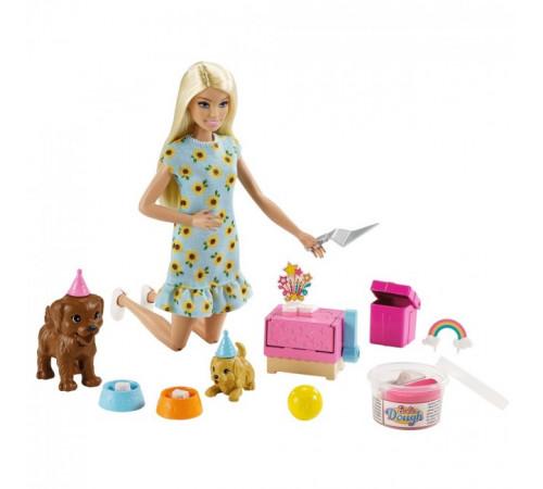 """barbie gxv75 Игровой набор """"Вечеринка щенят"""""""