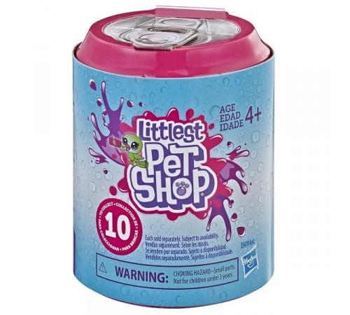 """littlest pet shop e5479 Игровой набор """"Игрушка пет в напитке"""" в асс."""