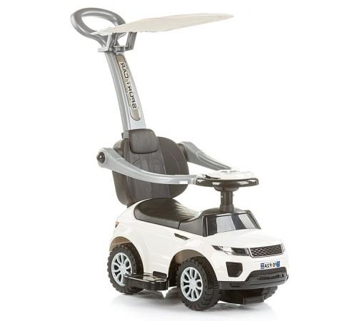 chipolino Машина c ручкой rr max rocrr0181wh белый