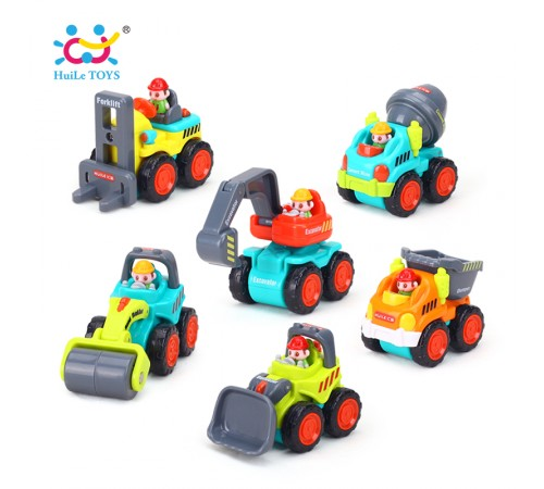 hola toys 3116c masini in sort.