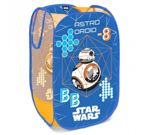 "seven 9527 Корзина для игрушек "" star wars"""