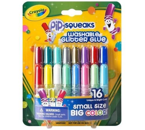 Jucării pentru Copii - Magazin Online de Jucării ieftine in Chisinau Baby-Boom in Moldova crayola 69-4200 lipiciul cu paiete (16 buc.)