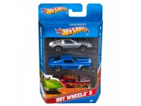 hot wheels К5904 Набор базовых машин  в ассорт.