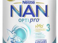 nestle nan optipro  3 (12m+) 800 gr.