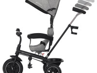 kinderkraft Трицикл  360 ° freeway серый