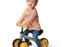 kinderkraft Беговел cutie желтый