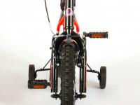 "volare 2062 Велосипед 16 ""sportivo"" чёрный/оранжевый"