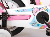 "volare 91242 Велосипед 12 ""brilliant"" розовый"