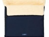 "womar zaffiro sac de dormit s20 sleep&grow ""wool navy blue"""