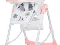 chipolino Стульчик для кормления comfort plus  sthc01803hp розовый
