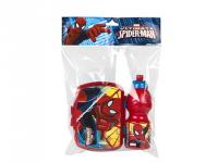 color baby 76814 Ланчбокс+бутылочка spiderman