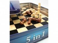 """tactic 14006 Настольная игра 5-в-1 """"multi"""""""