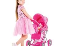 chipolino Коляска для куклы gabby kzkgb01804sh
