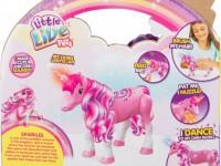 """little live pets 28683 Интерактивная игрушка """"Единорог"""" розовый"""