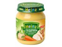heinz Рагу из овощей с индеечкой 120gr.