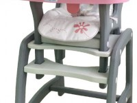 baby mix dc-01Стул-трансформер розовый
