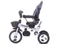 chipolino Трицикл vector trkve0201gt графит