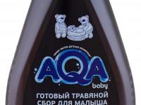 """80.44 aqa baby Травяной сбор для малыша """"Сладкий сон"""" (400 мл.)"""