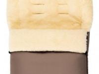 "womar zaffiro sac de dormit s20 sleep&grow ""wool dark beige"""