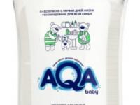 81.03 aqa baby  Средство для мытья детской посуды (500 мл.)