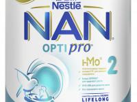 nestle nan optipro 2 (6-12m) 800 gr.
