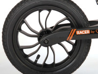 "volare 982 Беговел ""qplay racer balance 12"" чёрно-коричневый"