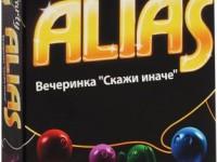 "tactic 53370 Настольная игра alias party ""Скажи иначе"" (рус.-англ.)"
