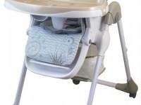 baby mix ur-yq-188 cтульчик для кормления латте