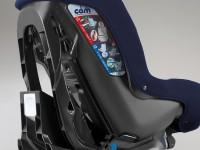 cam Автокресло auto gara t212 0+i (0-18 кг.) бежево-черный