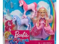 "barbie gjk17 Кукла Челси с Единорогами серии ""Дримтопия"""